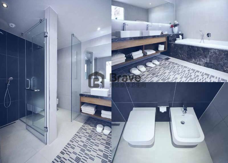 迪拜五星酒店整体卫生间项目案例5 STAR HOTEL DUBAI, UAE